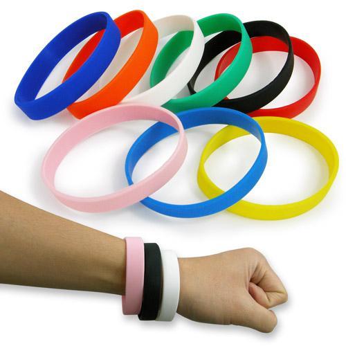 【客製化】矽膠運動手環(含印刷一色單一位置) 宣導品 禮贈品 HFPWP A90-3150-035