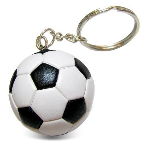 【客製化】 足球造型鑰匙圈  宣導品 禮贈品 HFPWP A90-3150-026