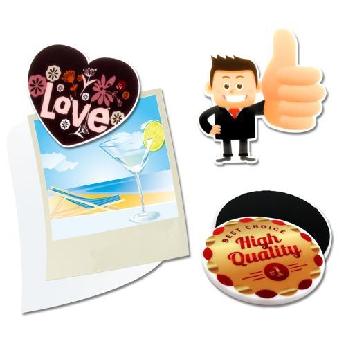 【客製化】 6 cm 客製化壓克力磁鐵 宣導品 禮贈品 HFPWP  A90-51100-084