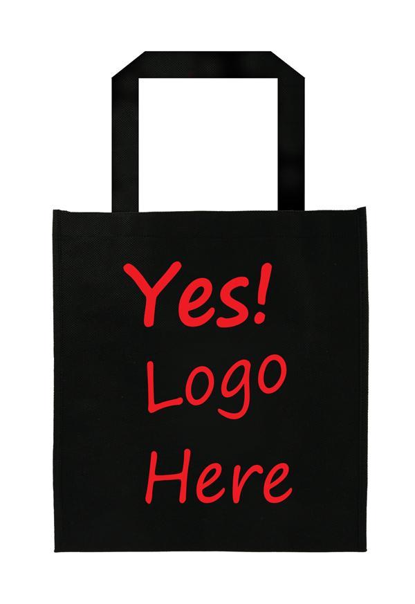 【100個含1色印刷】 超聯捷 不織布袋 31x34x9 cm 購物袋 客製 S1-01012-100