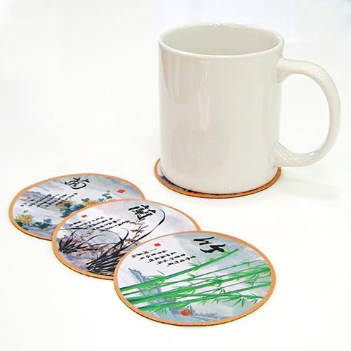 【客製化】 圓邊全彩昇華轉印桌墊 宣導品 禮贈品 HFPWP A90-1130-103