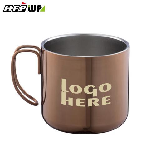 【客製化】超聯捷 304雙層隔熱不鏽鋼杯 宣導品 禮贈品 S1-11015