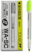 【蜻蜓牌 TOMBOW】7折 螢光筆 WA-SC (12支/盒)