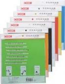 COX MF-3030 彩色軟性磁鐵(顏色隨機出貨) -30cmX30cmX0.7m/m / 片