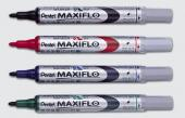 【Pentel飛龍】MWL5S直液後壓式白板筆(細字)(12入/打)