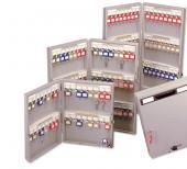【限時5折】超聯捷 32支入不鏽鋼鐵鑰匙箱 KISS-32