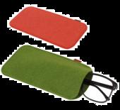【客製化】超聯捷 毛氈布眼鏡收納袋 宣導品 禮贈品 S1-FC-ZA-AS7990