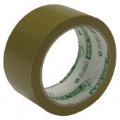 【鹿頭牌】PVS1N PVC 48mm×18M(綠軸)牛皮封箱膠帶