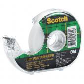 【3M】810D-1/2 Scotch 膠帶黏貼系列 輕便膠台