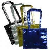 【客製化】炫光閃亮購物袋 環保袋 W 422 x H 355 mm 尼龍袋 (S1-A) S1-01011