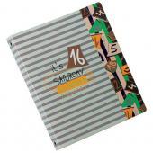 【25折特價】10個量販HFPWP三孔檔案夾 快樂學園 *全球限量商品* 環保材質 台灣製 PA530AB-10