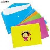 【100個送貼紙】HFPWP 橫式文件袋小敏 CCW230-100