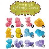 【50個批發】Happy Zoo 快樂動物園十二生肖造型手工皂 台灣製 TS43