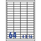 裕德標籤 (20張裝) US4271-20