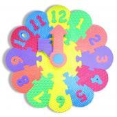 認知學習系列 多彩拼圖學習時鐘  T12 HFPWP