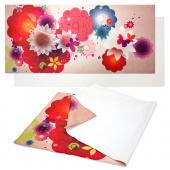 【客製化】  全彩昇華熱轉印手巾 (35 x 75 cm)  宣導品 禮贈品 HFPWP-100-014
