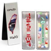 【客製化】銀色磁性小書籤 6 x 2 cm 宣導品 禮贈品 HFPWP  A90-1130-087