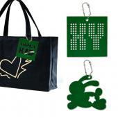 【客製化】 毛氈布包包吊飾(雷射切割外型) 宣導品 禮贈品 HFPWP A90-1130-099