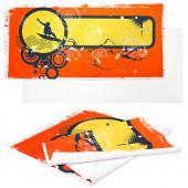 【客製化】 昇華熱轉印寬型毛巾 (47 x 100 cm) 宣導品 禮贈品 HFPWP  A90-100-015