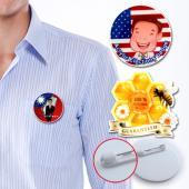 【客製化】 客製化壓克力造型胸章  宣導品 禮贈品 HFPWP A90-51100-068