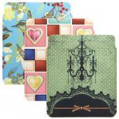 【客製化】毛氈布 iPad保護套 (全彩昇華熱轉印) 宣導品 禮贈品 HFPWP  A90-100-039