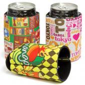 [客製化]   潛水布昇華杯套 100個含印刷 宣導品 禮贈品 HFPWP S1-37001-100