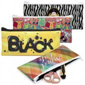 [客製化]  潛水布昇華筆袋 100個含印刷 宣導品 禮贈品 HFPWP S1-37002-100
