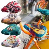 [客製化]  全彩自行車座椅套 100個含印刷宣導品 禮贈品 HFPWP  S1-10020A-100