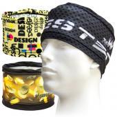[客製化]  寬版全彩熱昇華運動頭帶 100個含印刷含版費 宣導品 禮贈品 HFPWP S1-11038-100