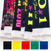[客製化] 小孩尺寸全彩球迷圍巾+螢光黃/螢光粉紅100個含印刷含版費 S1-41001N-100