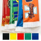 [客製化] 加長尺寸全彩球迷圍巾 宣導品 禮贈品 HFPWP S1-41003