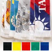 [客製化]  標準尺寸全彩球迷圍巾/超細纖維毛巾 (二合一)100個含印刷含版費 宣導品 禮贈品 HFPWP S1-41005-100