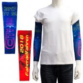 [客製化] 全彩熱昇華螢光袖套 50個含印刷含版費  宣導品 禮贈品 HFPWP S1-11033N-50