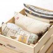 [客製化] 20個 32x32cm 本白棉布數位直噴抱枕 宣導品 禮贈品 HFPWP S1-39014H