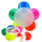 【客製化】 花瓣5合1螢光筆 宣導品 禮贈品 HFPWP   A90-3150-038