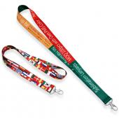 【客製化】 2.5cm 安全頸掛式織帶 (全彩昇華熱轉印) A90-51100-030