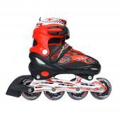 【成功 SUCCESS 直排輪】S0420 鋁合金伸縮溜冰鞋組