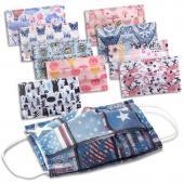 【現貨】超聯捷 100個批發 口罩套 台灣製 可水洗  宣導品 禮贈品 S1-11055-100