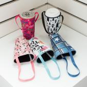 【300個含彩色印刷】 超聯捷 全罩式潛水布飲料杯提袋-大杯手搖杯 客製 S1-37014A-300