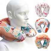 [客製化]   全彩昇華熱轉頸枕  50個含印刷含版費 宣導品 禮贈品 HFPWP S1-39006-50