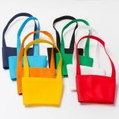 【客製化 】53元/個寬版不織布杯袋飲料杯提袋100個含1色印刷 宣導品 禮贈品 HFPWP S1-44028-100