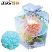 【10個量販】 玫瑰花球(3入組)-批發造型精油手工皂台灣製造TS10-10