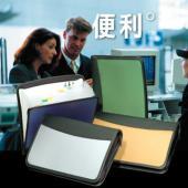 【10個量販】13層公事包(小型)外銷精品針車拉鍊 環保材質 HFPWP  ZP4303-10