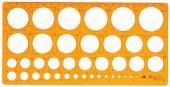 【萬事捷-量販價】圓圈板 4401  - 10個